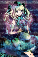 Electronic Keyboard - MIKU by Spiritual-ACE