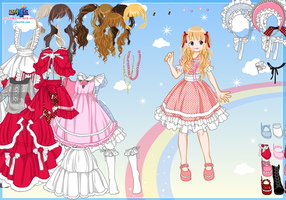 Dreamer's Avocade - Anime Dress up Games by willbeyou