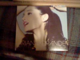 Ariana Grande CD by coliegren02