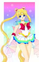 -Super Sailor Moon- by Sailor-Serenity