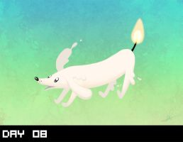 October 2015 Design Challenge: DAY 08 by Lanmana
