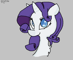 Rarity by RainbowSnowSocks