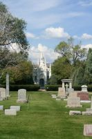 Mount Olivet Cemetery 20 by Falln-Stock