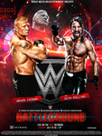 WWE Battleground PPV Poster V2 by SoulRiderGFX