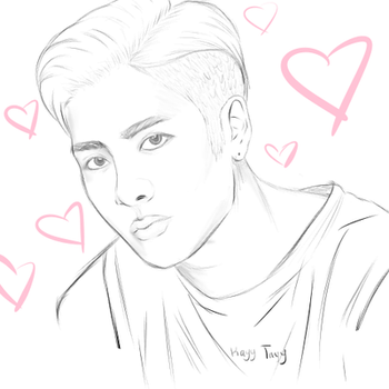 I LOVE Jackson Wang by KayyTayy