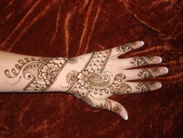 henna design by gimmesummo