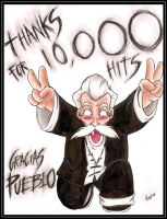 10 000 Hits jojojo by Giosuke