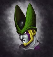 Perfect Cell FINAL by katklich