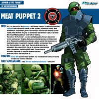 Meat Puppet 2|Psi-Ops by Pino44io