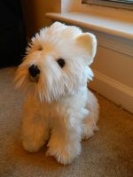 Westie Plush by AlixRae