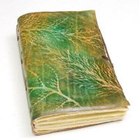 The Nature Book by gildbookbinders