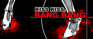 kisskissbangbang by crackoon