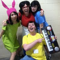 Bob's Burgers Cosplay - Ahw! Those Are My Kids! by SparrowsSongCosplay
