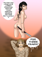 For Three Years by AirieFeristo