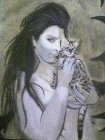 The Cat Lady by ForeverFallen16
