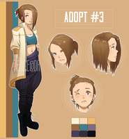 Adopt 3 - AUCTION - CLOSED by Jeuice