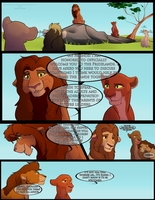 The Lion King: Echelon P. 54 by Sarn-Elyren