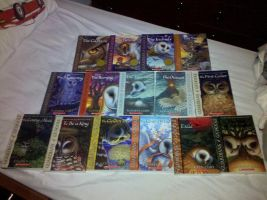 Guardians Of Ga'Hoole Complete Collecton by Askashi