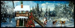 Santa Home 2 by annemaria48