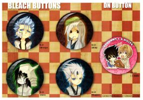 + BLEACH X DN - BUTTonZ + by goku-no-baka