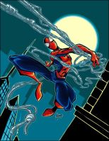 Spiderman Color by marespro13