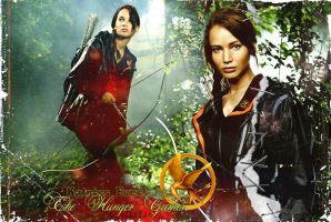 Katniss by MolicaAnRus