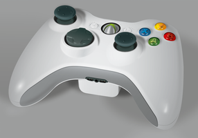 360 Controller Vector by SirMaximillion