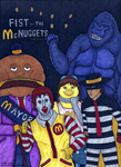 Fist of the McNuggets: The Movie by Imperius-Rex