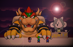 The Final Temdown by Toad900