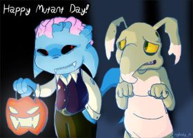 Happy Mutant Day by Nightsi