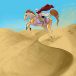 Across the Sands by Sukee