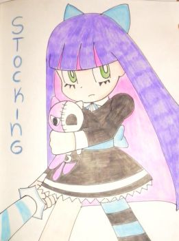 Stocking by kary22