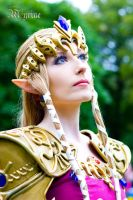 Princess Zelda Cosplay by Myrine86