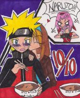 HAPPY BIRTHDAY NARUTO by rumiko18