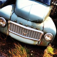 Old automobiles by MonikaBorm