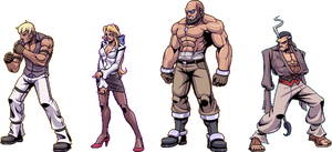 ESP.er test sprites - group 1 by combustocrat