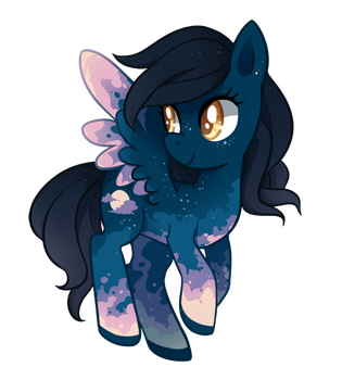 Pony Adoptable Auction ~ Daybreak (CLOSED) by tsurime