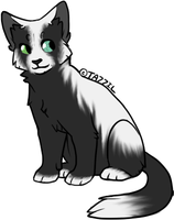 Adoptable Cat Five by Nocte-Cornu