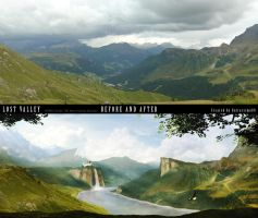 Lost Valley - Before and After by guitarsimo80