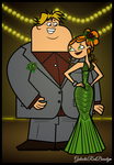 TD Prom - Owen and Izzy by Galactic-Red-Beauty