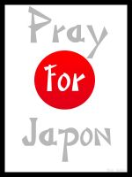 Pray For Japon by Aminebjd