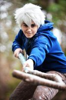 Jack Frost - Tsukino Con 2014 by Mikstik
