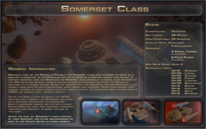 Somerset Class Spec Sheet by Majestic-MSFC