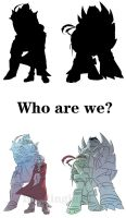 who are we by RingingT
