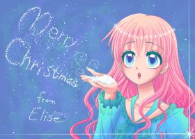 Merry Christmas 2013! by hyacinthess