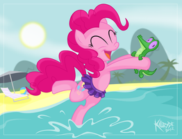 Beach Buddies by Killryde
