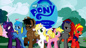 My Friend Pony: Friendship Is Power (reactivado) by bronysonicyoutube