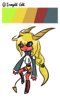 [Palette] Irongold Cold by OkayIlie