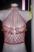 Slave top front by ChainmailTreasures