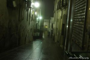 the street of pain by MySweetQueen